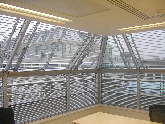 Internal Amp External Louvre Blinds Astralux 6000 From