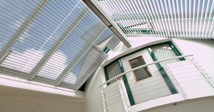 Commercial Blinds From Dearnleys Solutions From Design To Installation