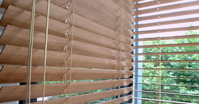 Wooden Venetian Blinds, Museum